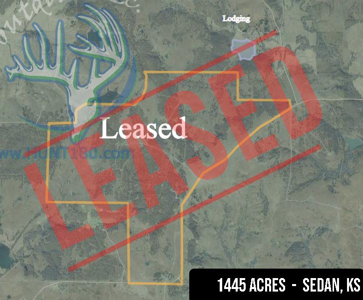 Kansas Hunting Leases | Kansas Hunting | Hunt 180