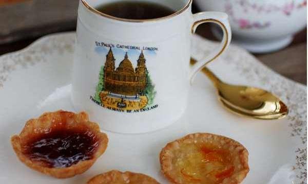 Jam Tarts: A British Tea Time Treat