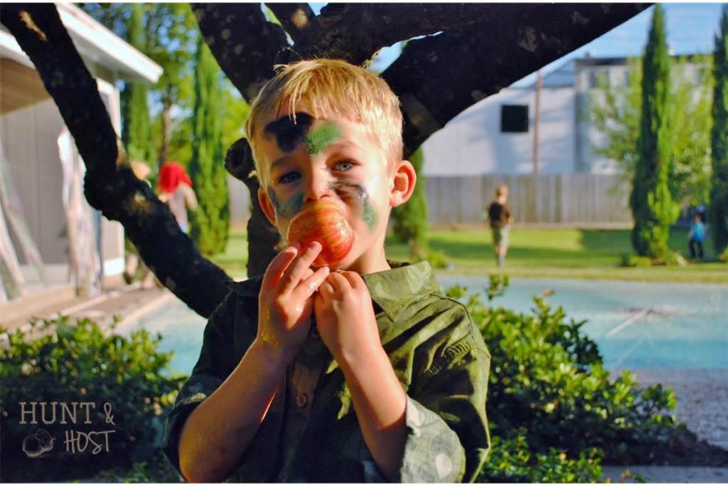 hunting party apple bob