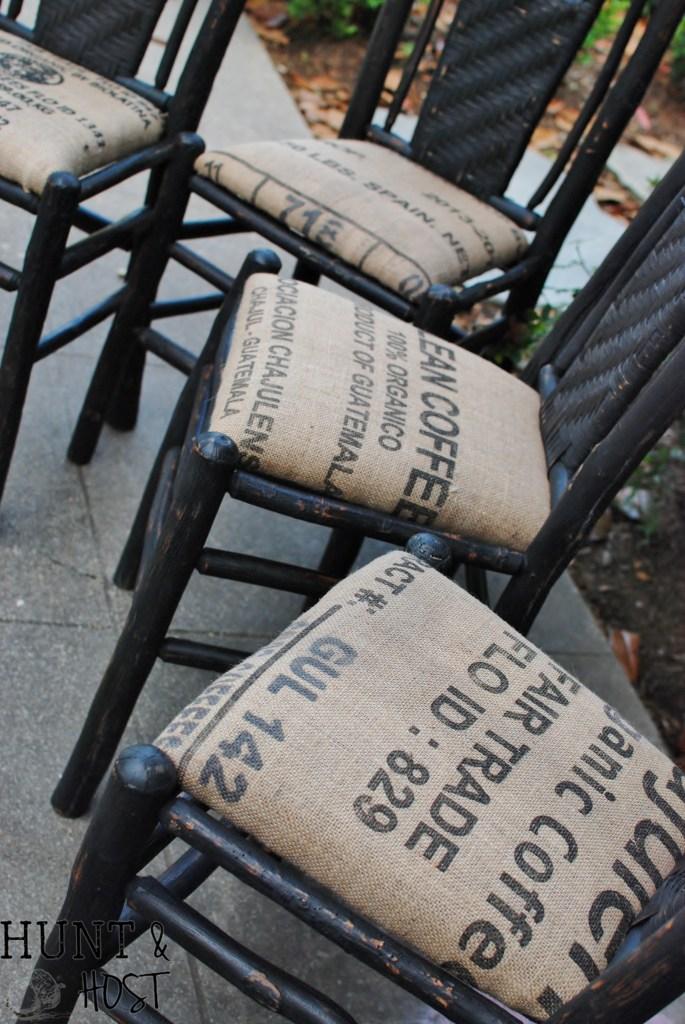 coffee bean bag chairs