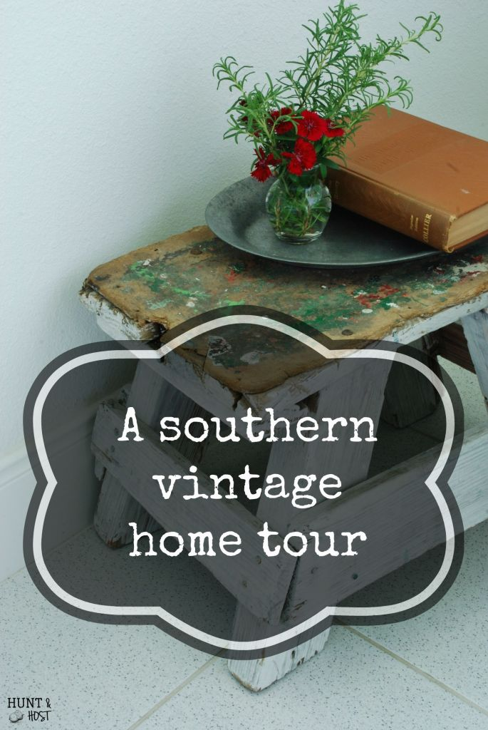 southern vintage home tour