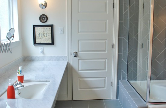 Hunt & Host Home Tour: Boy's Bathroom