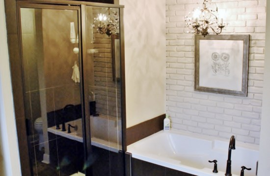 Hunt & Host Home Tour: Master Bath