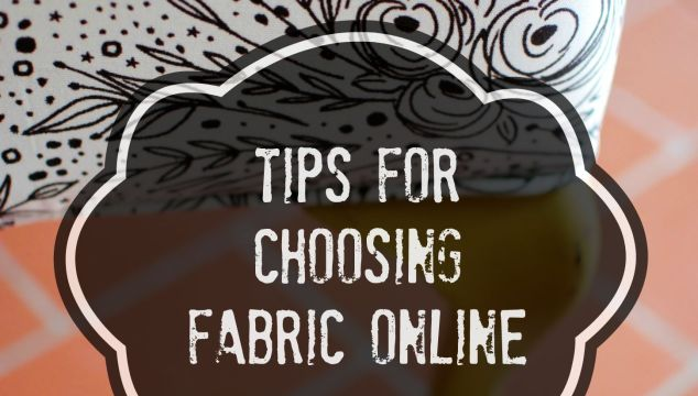 Choosing Fabric Online