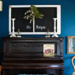 DIY chalkboard lettering like a pro! This easy tip will have you stepping up your chalkboard game in no time.