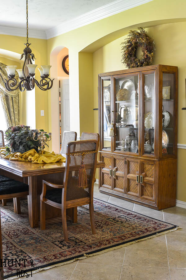 french cajun dining room ideas - hunt and host