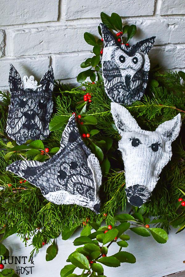free-woodland-animal-patterns-winter-decor - Hunt and Host
