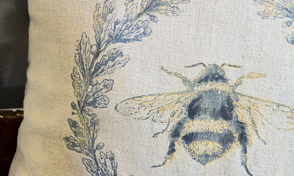 B is For Bee Pillow