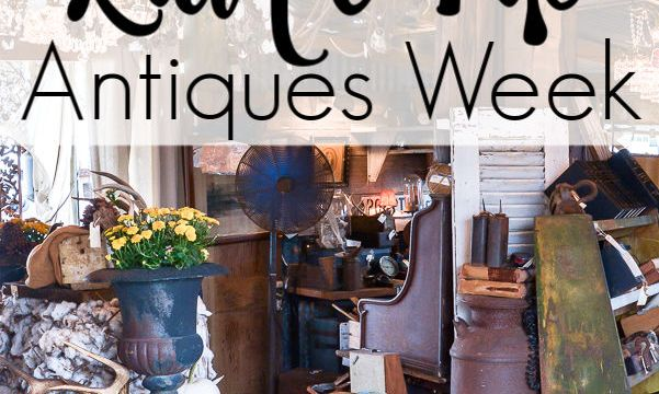 Trends From Antiques Week in Round Top Texas