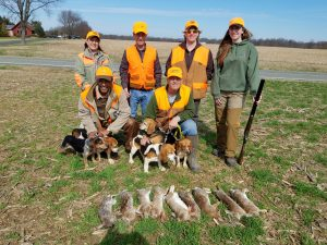 Sisterhood of the Outdoors Ladies Rabbit Hunt