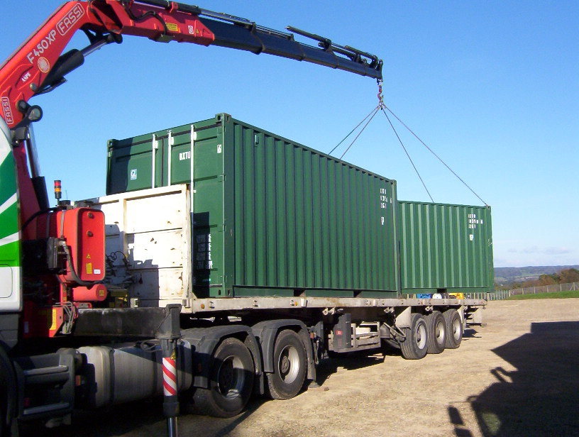 Hunters Container Hire