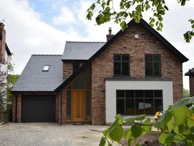 Manchester Self Build Architects for new bespoke homes