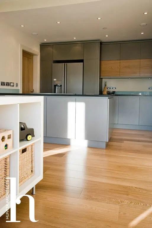 Bespoke contemporary kitchen in Altrincham