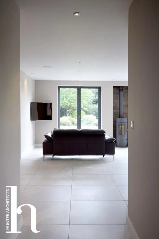 Contemporary House Extension RIBA Architects in Macclesfield Cheshire