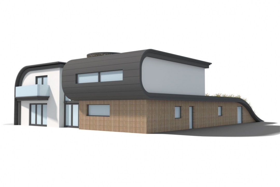 Cheshire Sustainable Bespoke New Build Family home