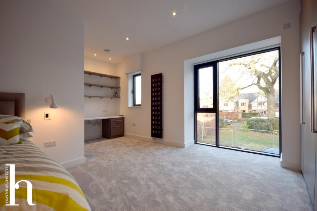 Children Kids Bedroom Bespoke Self Build Homes Architects Cheshire