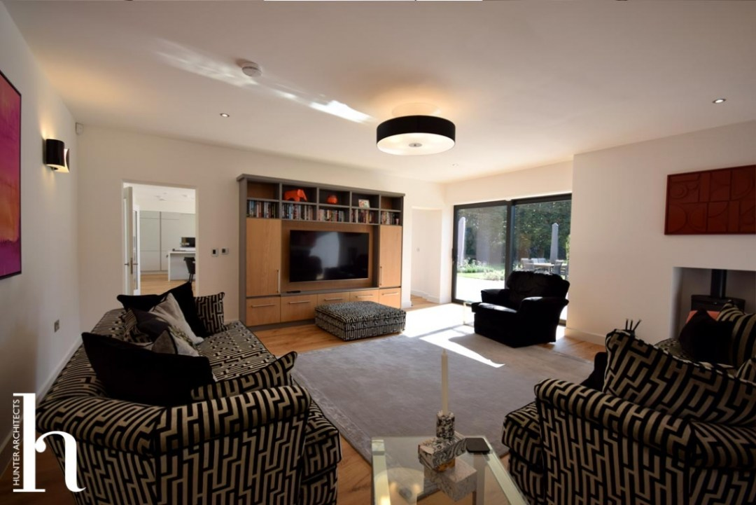 Prestbury Self Build Lounge Living Room Macclesfield