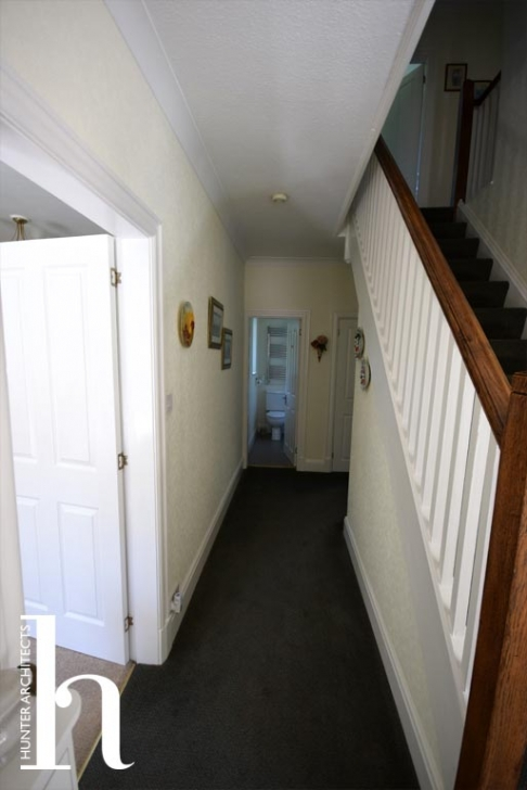 Altrincham existing entrance