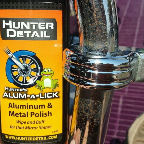 Hunter Detail Hunter's Alum-a-Lick