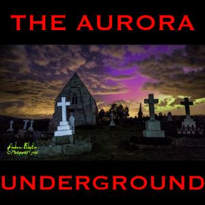 The Aurora Underground podcast artwork. Photograph by Andrew Klapton.