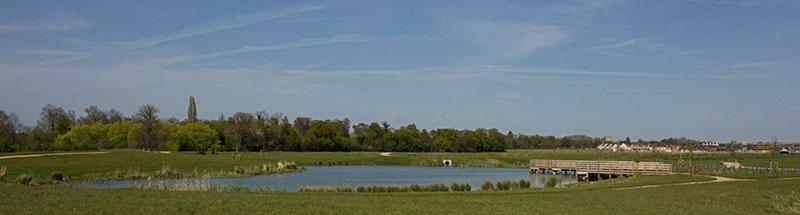 Trumpington-panorama
