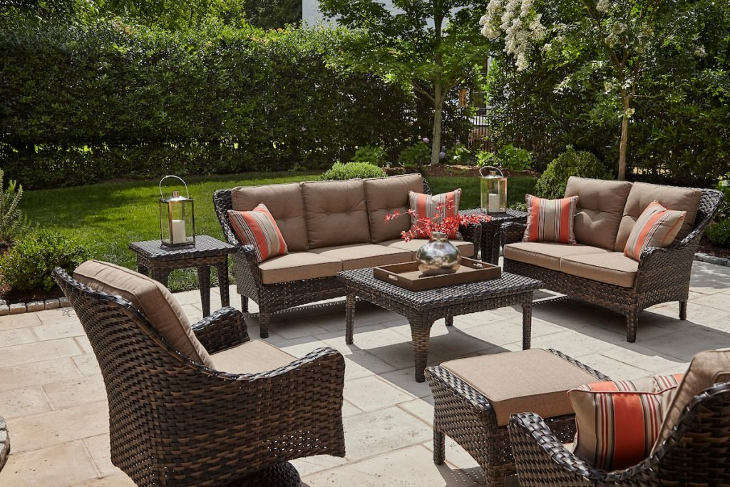 Outdoor Living Space Ideas To Improve Your Home Hunter S Furniture