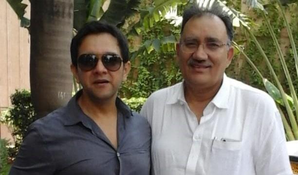 Imran khan in Bhopal met with Nawab Raza Sahab