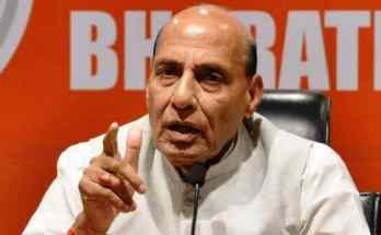 Rajnath Singh on POK