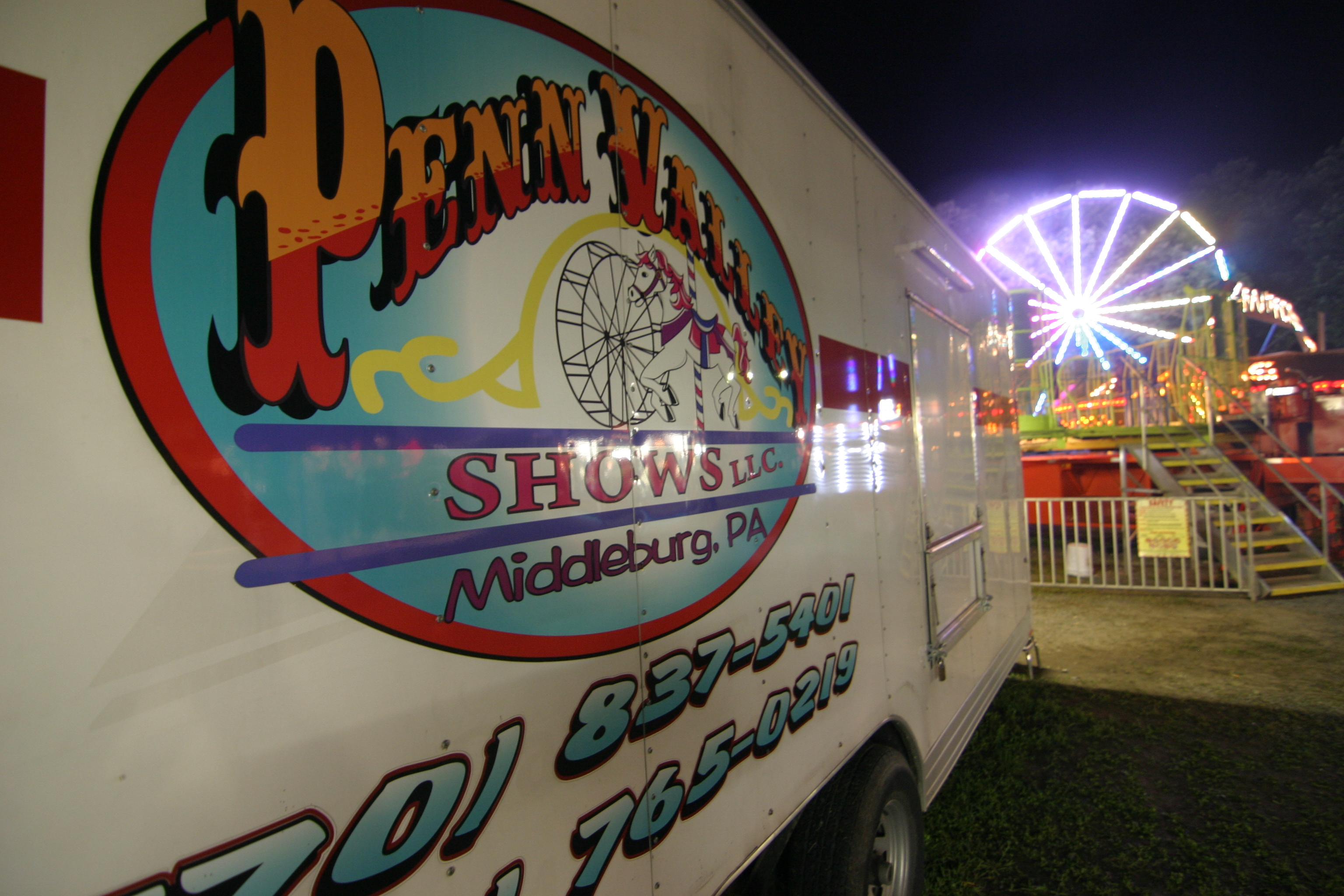 Huntingdon County Fair