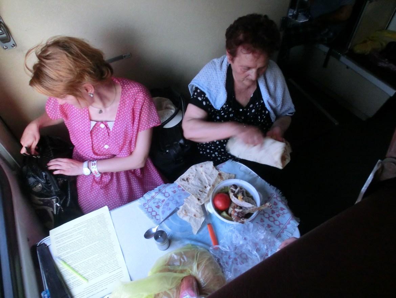 Armenia, Food, Yerevan, Train, Hospitality