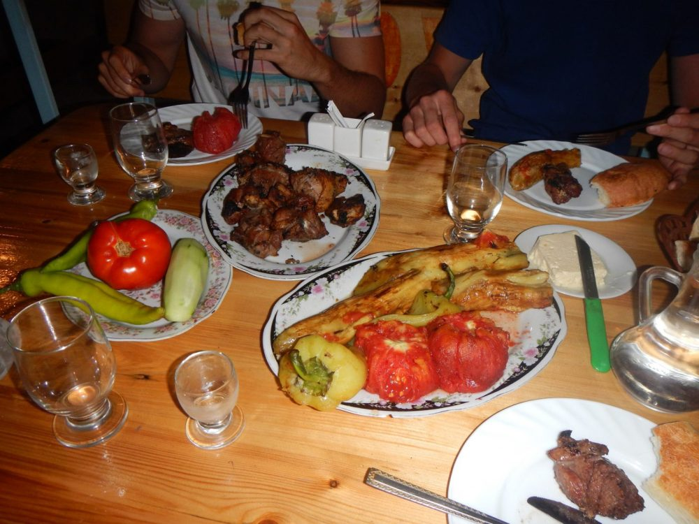 Armenian food, Food, Yerevan