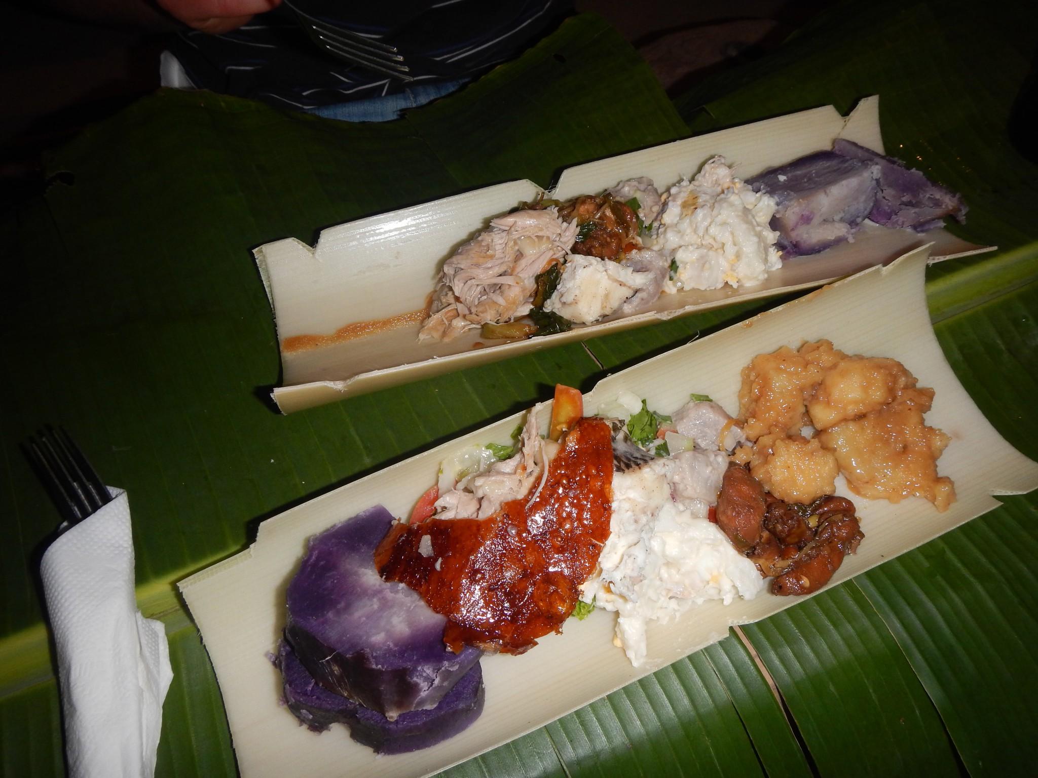 Tongan Food Huntingplaces