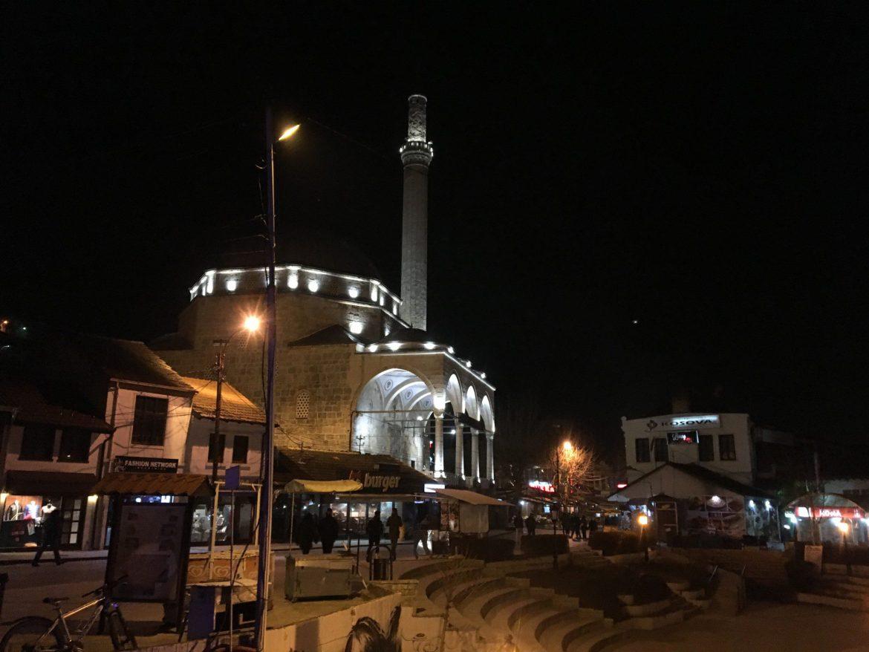 Square, city, Prizren, Kosovo