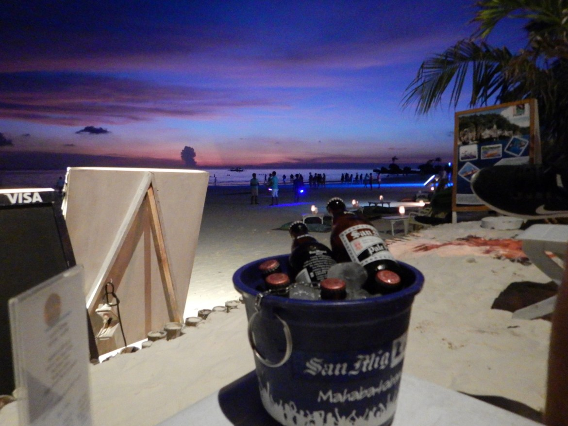 beach bar, Boracay