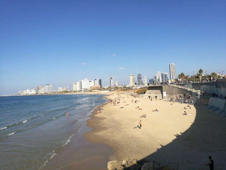 Tel Aviv, beach