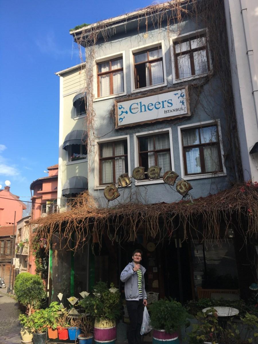 Istanbul Cheers Hostel