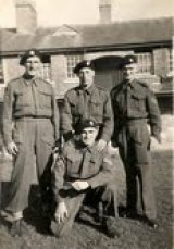 VETERANS DAY FEATURE: Big Footsteps: Sgt. Samuel Moses Hurwitz