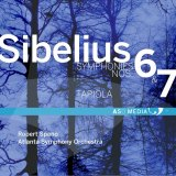 CD REVIEW: Atlanta Symphony Orchestra Releases All-Sibelius Album Featuring Symphony No. 6 in D Minor, Symphony No. 7 in C Major and Tone Poem 'Tapiola'