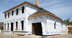 COMMERCE DEPT.: Single-Family Housing Starts Rise 4.4% in December as Overall Starts Dip 4.1%