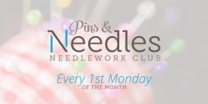 Needlework group Pins & Needles