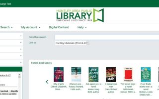 August 20 Upgrade to the Library's Online Catalog -- Polaris