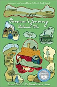 Parvana's Journey - Read It and Rate It