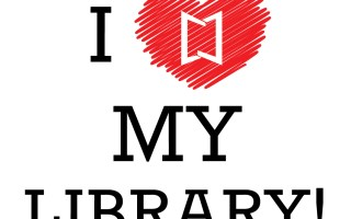 I ♥ My Library - 2020 Winter Reading