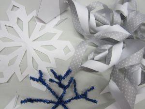 Project Tween: Snowflake Art (January 2020) Gallery
