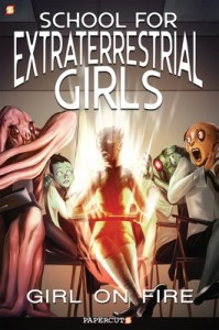 School for Extraterrestrial Girls #1 - book review