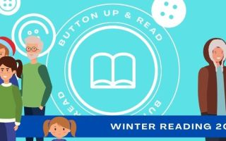 Button Up & Read - Winter Reading January 1 - February 28, 2021