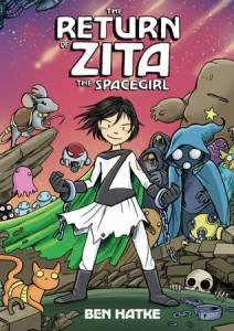 Return of Zita the Spacegirl - book review