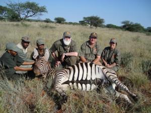 Leo's Zebra 7