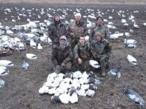 Here is a pretty average day in the field.
