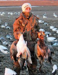 Spring Snow Goose Hunts 2014_036